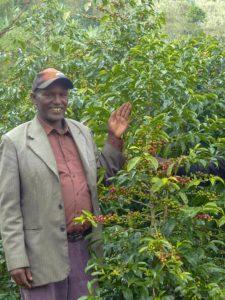 producteur du Guji Buku - Lavé - Ethiopie proposé par l'artisanes