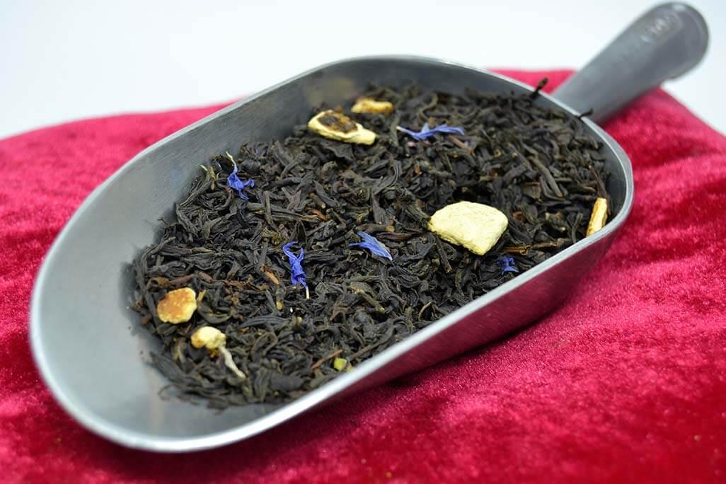 Asian breakfast - Thé noir parfumés Bio