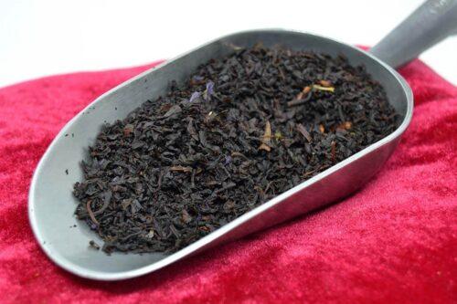 Earl grey - Thé noir parfumés Bio