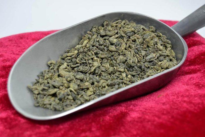 Gunpowder - Thé vert de chine Bio