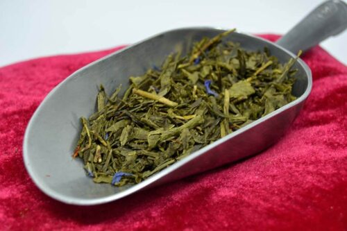 Polynésie - Thé vert parfumés Bio