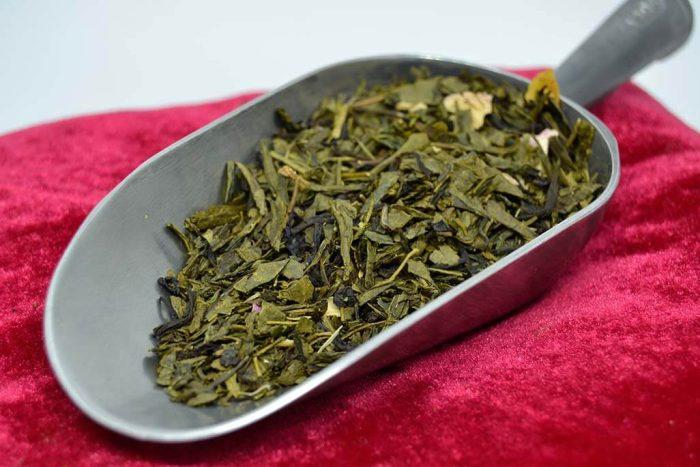 Thé vert de l'été - Thé vert parfumés Bio