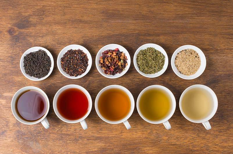 l'artisanes thes cafes propose une large gamme de thes infusions rooibos mate