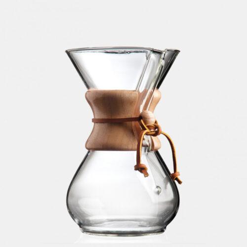 Cafetière Chemex 6 Tasses By L'ARTisanes