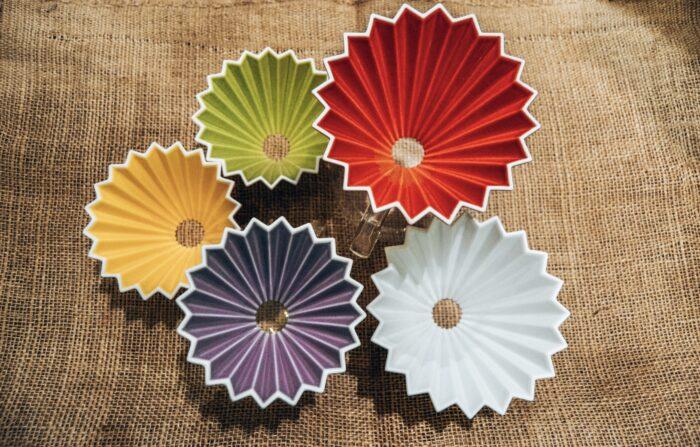 Dripper 2 Tasses Origami by L'Artisanes