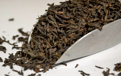 Thé Oolong Semi Fermenté Bio de Chine by L'Artisanes