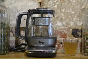 Théière Automatique The Tea Maker Compact Sage by L'Artisanes