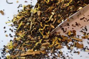 Thé Noir Parfumé De Chine Bio Sirocco Cannelle et Orange par L'Artisanes Thés Cafés maison de thé à Saint-Quentin